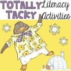 Tacky the Penguin - Totally Tacky Literacy Activities