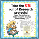 Take the Madness Out of Research Projects!