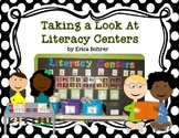Taking a Look at Literacy Centers