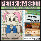Tale of Peter Rabbit  - Literacy & Math Activities