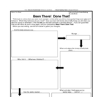 Tales of a Fourth Grade Nothing    Free Graphic Organizer