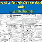 Tales of a Fourth Grade Nothing Unit from Lightbulb Minds