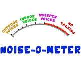 Noise-o-Meter: Classroom Management Tool