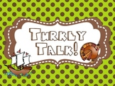 Talkin' Turkey {Kindergarten Common Core Math and Literacy