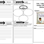 Talking Cloth Trifold Third Grade HM