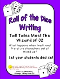 Tall Tales Creative Writing Activity
