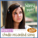 Song about not worrying great for all grades - self esteem