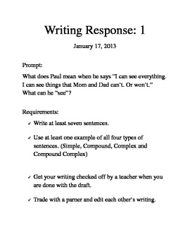 simple essay prompts Review these sample essay questions and answers before you write you college application essay so you can be prepared sample essay questions for college apps.