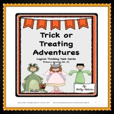 Task Cards Critical Logical and Differentiated Thinking Halloween