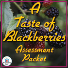 Taste of Blackberries Assessment Packet