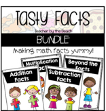 Tasty Facts BUNDLED