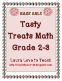Tasty Treats Math