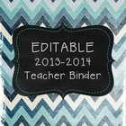 Teacher Binder & Meet the Teacher {Beach Wash BUNDLE} Back