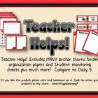 Teacher Helps for Literacy Groups - Ladybug Fun
