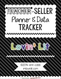 Teacher-Seller Planner & Data Tracker ~ Calendar, Social M