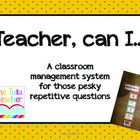 Teacher, can I...
