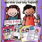 "Teacher's Binder and Other Year Round ""Helpers"" Bundle"