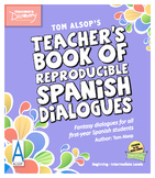 Teacher's Book of Reproducible Spanish Dialogues eBook