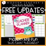 Teacher's Classroom Organizer {Who Has It Together?}