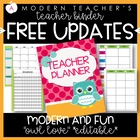 Organize and Go! Classroom Organizer {Who Has It Together-
