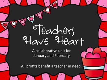 Teachers Have Heart Fundraiser
