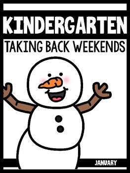 Teachers Taking Back Their Weekends {January Edition}