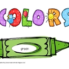 Teaching Colors Unit