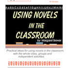 Teacher Resource - Using Novel Studies in the Classroom