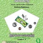 Teaching Money | Daily Math Practice | 3rd - 5th Grade Centers