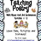 Teaching Poetry with the Arts 1-2 ( RL.4)