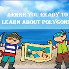 Teaching Polygons- Pirate Themed