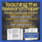 Teaching Research Papers with Ease!
