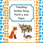 Teaching Similes Using Poetry and Music