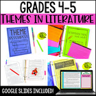 Teaching Theme in the Upper Grades Unit: Common Core Aligned