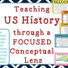 Teaching US History through a Focused Conceptual Lens 34 THEMES
