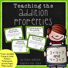 Addition Properties Posters & Activities