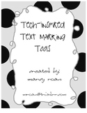 Tech-Inspired Text Marking Tools
