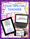 Tech Tips for Teachers: An Ebook