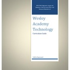 Technology Curriculum Guide
