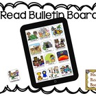 Technology Inspired Reading Bulletin Board