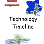 Technology Timeline Assignment