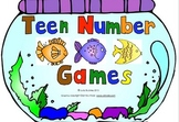 Teen Number Games & Activities