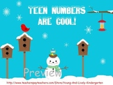 Teen Numbers Are So Cool! for Promethean Board