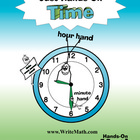 Telling Time Activities - Kindergarten, 1st and 2nd Grade