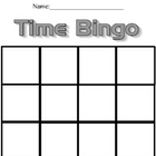 Telling Time Bingo Games