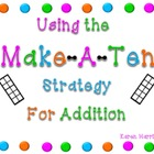 Ten Frames, Subitizing, Algebraic Thinking  PowerPoint {Co