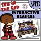 Ten in the Bed Interactive Books - Aligned to Common Core