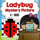Tens and Ones Place Value Mystery Picture (Ladybug)