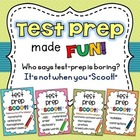 "Test Prep ""Scoot!"" Games (Bundled!)"
