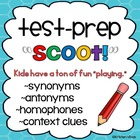 "Test Prep ""Scoot!"": Synonyms, Antonyms, Homophones & Conte"